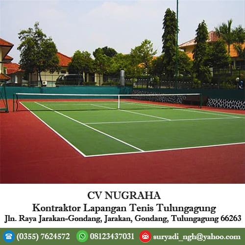 profil kontraktor lapangan tenis tulungagung 1 - cv nugraha