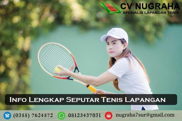 info lengkap tenis lapangan